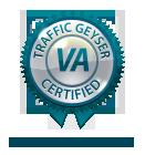 Traffic Geyser Certified VA