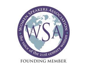 Women Speakers Association Founding Member
